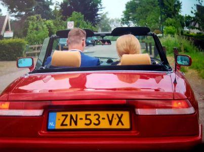 Cabrio Huren Voor Een Dag